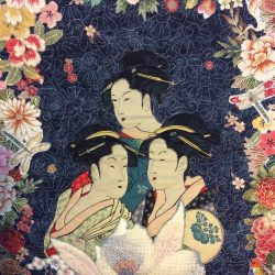 Geishas in the Garden