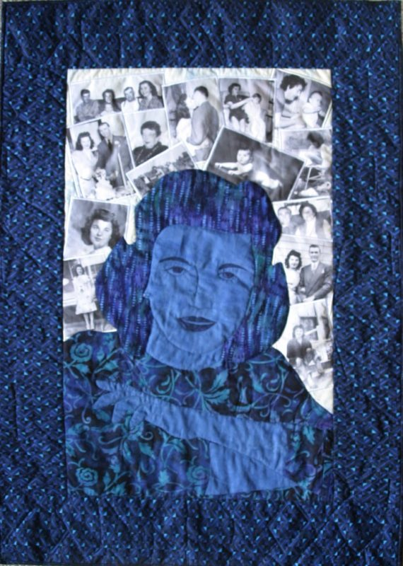 International Quilt Festival, Mother, photographs