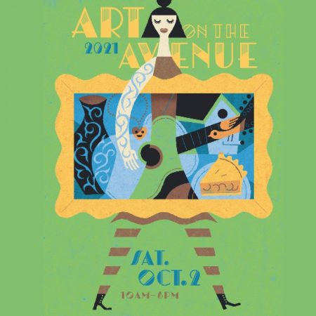 Art on the Avenue October 2